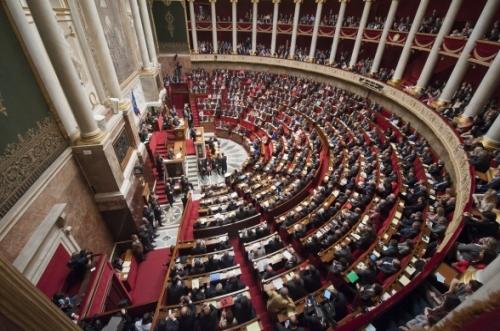 Photo rentrée parlementaire
