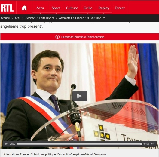 Photo RTL 10 janvier